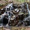 屏風川左俣の探検(その2)四連鎖の滝~黒岩の滝