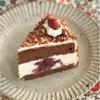 黒い森のさくらんぼのケーキ