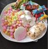 お菓子祭りと生姜焼きと血糖値