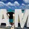 グアム島への高校卒業旅行
