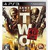 【PS3・XBOX360】アーミー オブ ツー:The 40th Day 「協力プレイ向けシステム満載!」臨場感あふれるTPSを協力プレイしました。