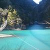 ぶらっと静岡~静岡中部の秘境・寸又峡ー夢の吊り橋を求めてー~