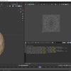 Blender2.8で利用可能なpythonスクリプトを作る その38(UVマップの座標移動)