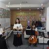 弦楽四重奏の美しい響きにピアチェーレ♪