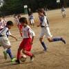 練習試合(6年生)