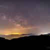 【天体撮影記 第93.5夜】 長崎県 大バエ灯台と天の川を狙って見たけど失敗した話