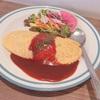 【京都・五条】オムライスにお味噌汁!?優しいお味が魅力のマルニカフェさんで、もぐもぐタイム!