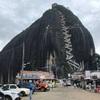 【南米バックパッカー DAY3】『ラ・ピエドラ・デル・ペニョール』一枚岩があるカラフルな街『グアタペ』へ