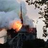 聖なる場所の火災と復興という場所も規模も違う繋がり