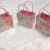 折り紙でショッパー風のミニバッグの作り方
