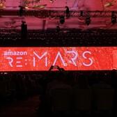 初開催 re:MARS の記念すべき Keynote をレポート!