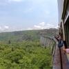 世界で2番目に高いゴッティ鉄橋!