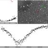 周期未知の食変光星 V578 Cas の第一極小を観測