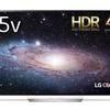 スリムで高画質でコスパ大!【LG Electronics Japan 55V型 4K 有機EL テレビ OLED55B7P】