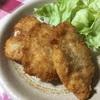 鶏むね肉でチーズチキンカツ