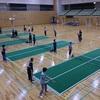 東スポーツセンターバウンドテニス教室 最終回