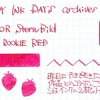 #0505 SAILOR Stern Bild STAR ROOKIE RED