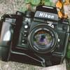 フィルムカメラであそぼう!極上の光学ファインダー Nikon F4S 【機材レビュー】