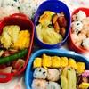 母の日の週末・天ぷら弁当