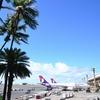 滞在時間3時間のハワイ日帰り。ANAエアバスA380初便で顕在化したすごく変な趣味のやつら。