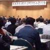 熊本市長選の討論会