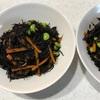 和食のお供に 簡単ひじきの煮物と楽ちん保存法