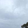 雨降りの空を見て 国際宇宙ステーションでは船外活動