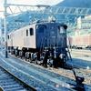 この1枚から 1984年夏の青梅線奥多摩駅・国鉄EF15