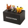 ZOZOTOWNが初代ポケモンとコラボ ピカチュウ、イーブイ、そしてゴーリキー