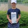 むさしの村テニストーナメント優勝
