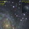 微かな輝き SN 2017eaw in NGC6946 ケフェウス座
