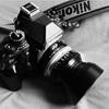 カメラはごはんのようなもの。