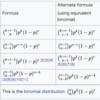 負の二項分布(Negative Binomial Distribution)について学ぶ