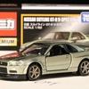 トミカ タカラトミーモールオリジナル トミカプレミアム 日産 スカイライン GT-R V-SPECII Nur