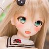 no.1369 DDH-06(セミホワイト肌)<ナギ作DDカスタムヘッド>