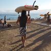 【2019年HAWAII旅行】サーファー目線で見た夕暮れのワイキキ【09】