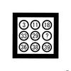 【算数なぞなぞ】3,11,18,33,29,?、36,39のハテナに入る数字はなーに