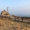 今年初の大川原高原