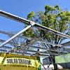 ソーラーシェアリング:アースデイ東京2017を振り返る - ソーラーシェアリング・ブース出展しましたレポート