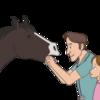 短編童話 The Horse Vet - 馬もかぜをひくの?