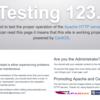 アリババクラウドで注意する点 ICP登録・ICPライセンスが無いとテストできない