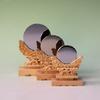 神道寄りの神鏡 雲形神鏡は神棚でも使いたい神鏡のひとつ