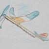 ゴム動力飛行機を作りたい