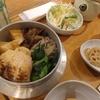 大手町【鶏勘助】鶏五目釜飯 ¥900(税別)
