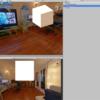 【Unity】VRのカメラにおける距離感with天球画像