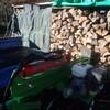 薪の補充と小割