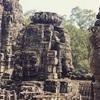 アンコールワット個人ツアー(175)アンコール トムの魅力 バイヨン寺院 (Bayon)
