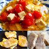 本日の朝食惣菜は煮豚の黄金焼き甘酢あんかけ♪<おうちごはん>