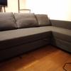 IKEA ダブルのソファベッド FRIHETEN フリーヘーテン を購入して1年立って思うこと
