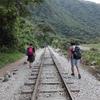 ペルーのマチュピチュへ線路を歩いていく方法【スタンドバイミーロード】